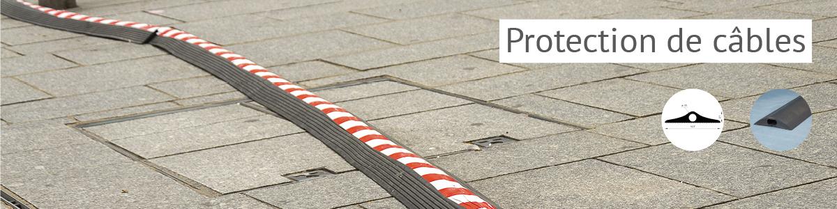 Protection de câbles