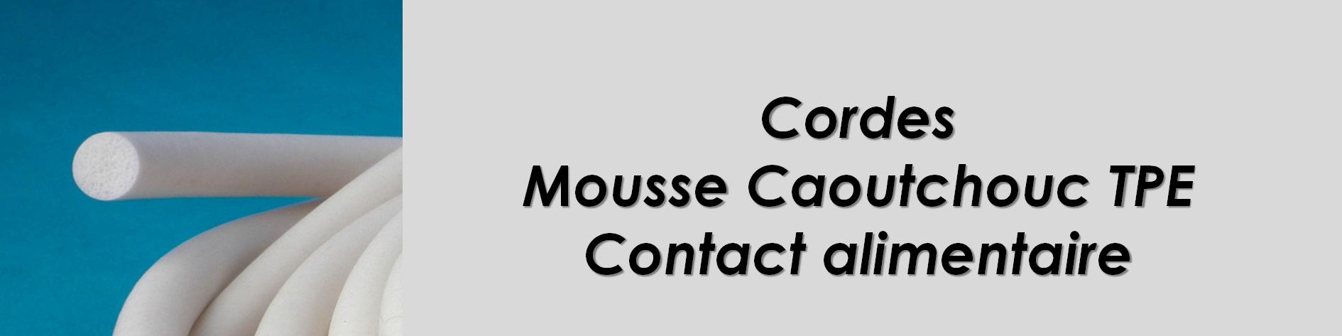 Corde Mousse Tpe, FDA