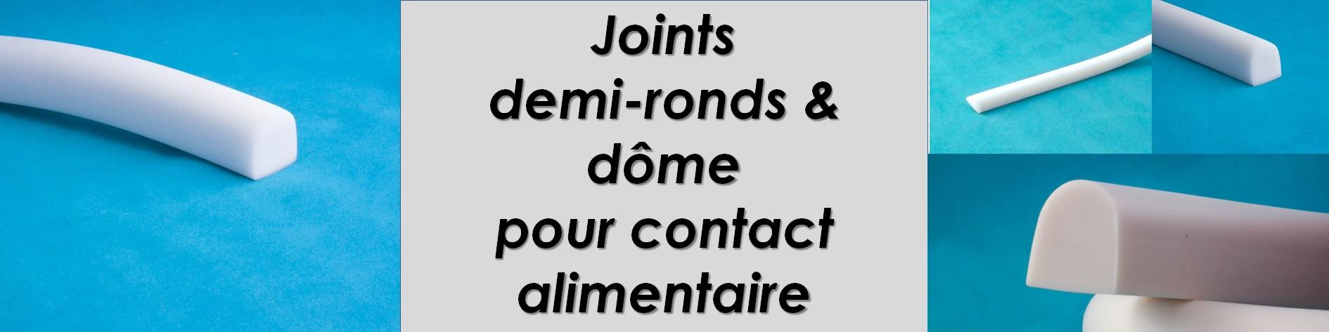 Joint dôme
