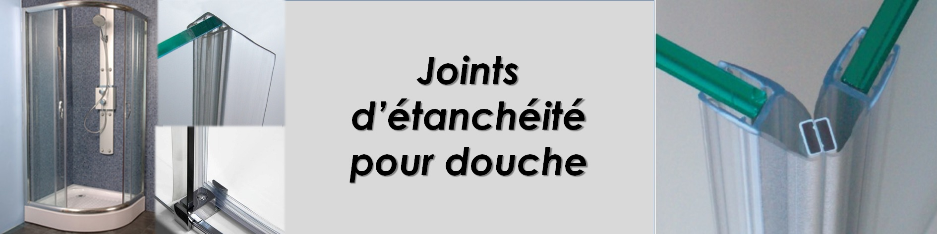 Joints tanch it joint de douche joint de porte de - Joint pour porte de douche ...