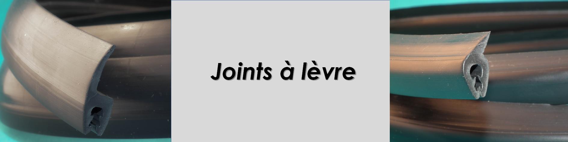 Joint U à lèvre