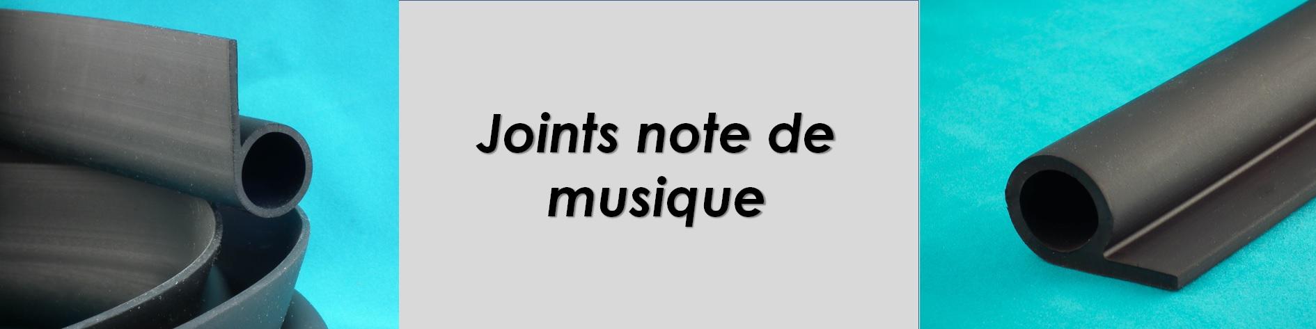 Joint note de musique