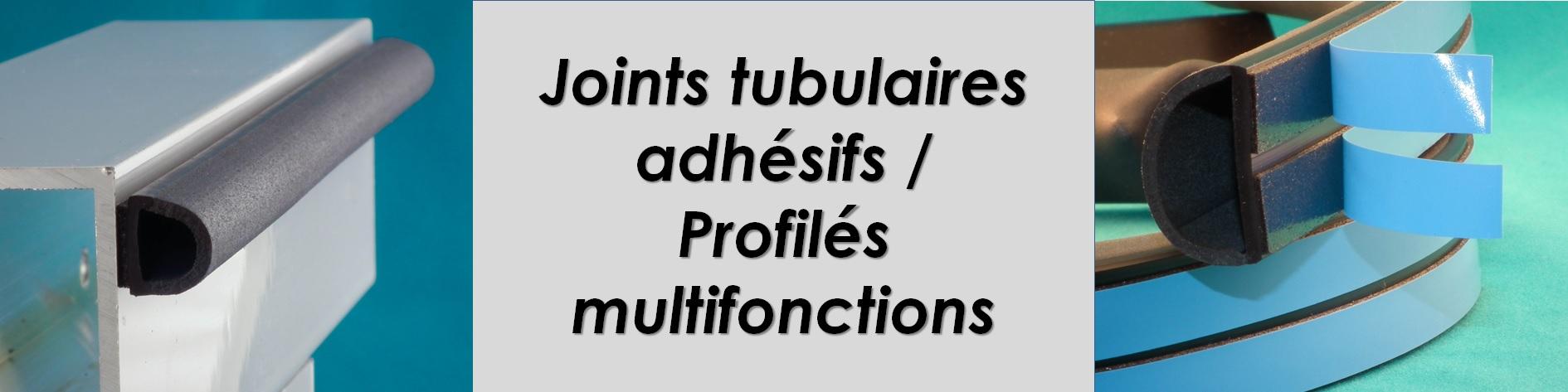 joint tubulaire Adhésif