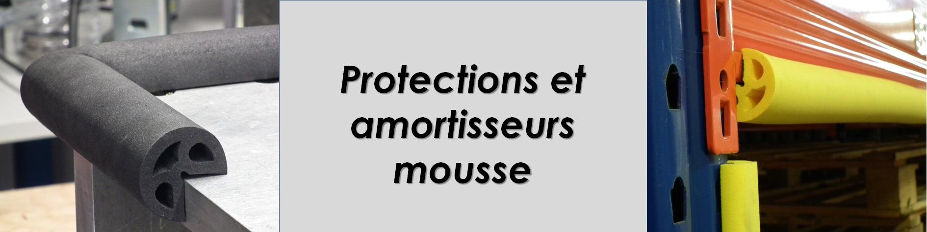 Amortisseur de chocs Mousse