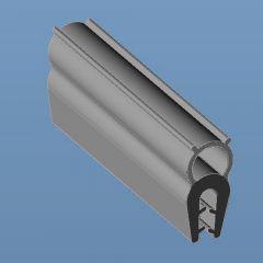PM01039/F3493 - Joint en U avec bourrelet mousse - Couronne 50 m