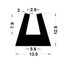 PM01050/F2633 - Protection bord de tôle - Couronne 50 m