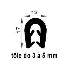 PM01005/F1009 - Protection bord de tôle - Couronne 25 m
