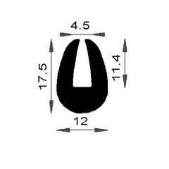 PM01009/F296 - Protection bord de tôle - Couronne 50 m