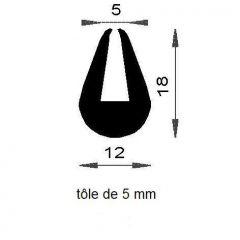 PM01015/F241 - Protection bord de tôle - Couronne 50 m