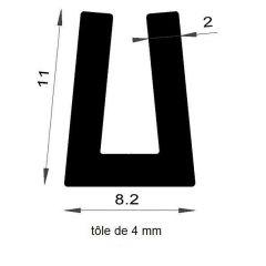 PM01030/F2637 - Protection bord de tôle - Couronne 50 m
