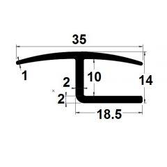 PM01088/F3700 - Protection bord de tôle - Couronne 25 m