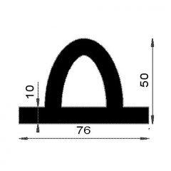PM02028/F895 - Protection choc liston - Couronne 25 m