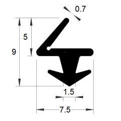 PM04035/F288 - Joint de frappe - Couronne 50 m