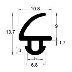 PM04042/F2164 - Joint de frappe à clipper - Couronne 50 m