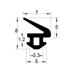 PM04046/F214 - Joint de fenêtre - Couronne 50 m