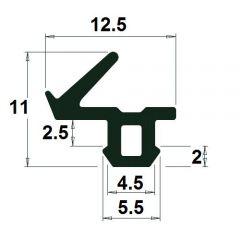 PM04050/F3019 - Joint d'étanchéité de vitrage - Couronne 25 m