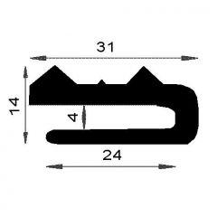 PM12007/F321 - Joint d'étanchéité - Couronne 25 m